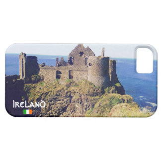 Irish Castle by the Sea, Ireland iPhone 5 Cases