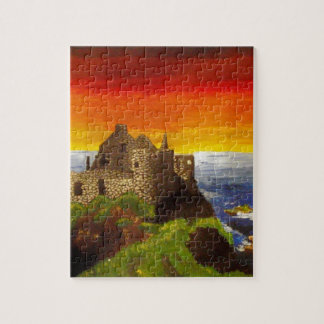 Irish Castle Jigsaw Puzzle