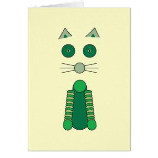 Irish CAT Card