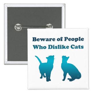 Irish Cat Proverb Buttons
