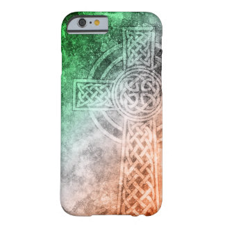 Irish Celtic Cross Barely There iPhone 6 Case