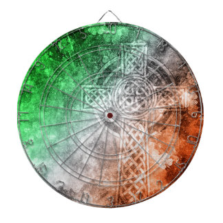 Irish Celtic Cross Dart Boards