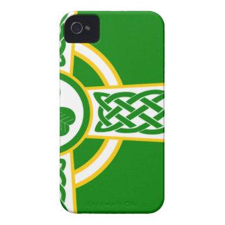 Irish_Celtic_Cross iPhone 4 Case-Mate Case