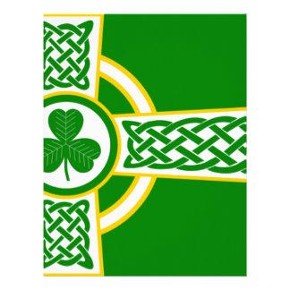 Irish_Celtic_Cross Letterhead