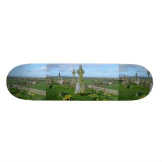Irish Cemetery Skate Decks