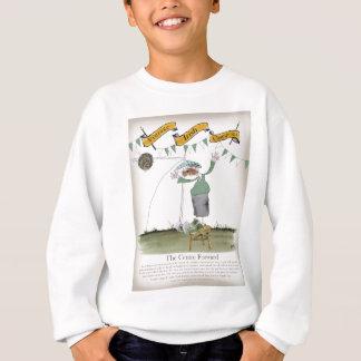 irish centre forward sweatshirt