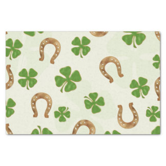 Irish Charm Whimsical ALL PURPOSE Tissue Paper