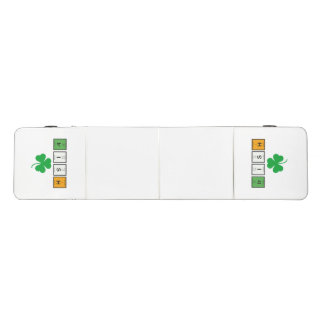 Irish chemcial elements Zc71n Beer Pong Table