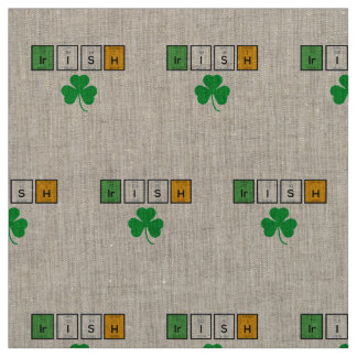 Irish chemcial elements Zc71n Fabric
