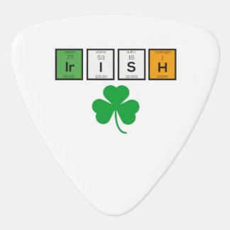 Irish chemcial elements Zc71n Guitar Pick