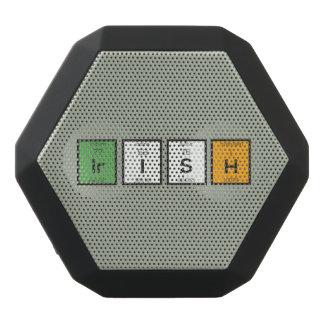 Irish chemcial elements Zy4ra Black Bluetooth Speaker