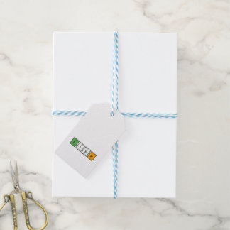Irish chemcial elements Zy4ra Gift Tags