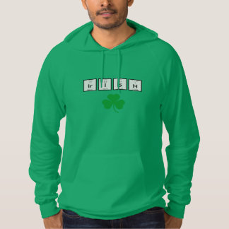 Irish chemical element Zf5yk Hoodie