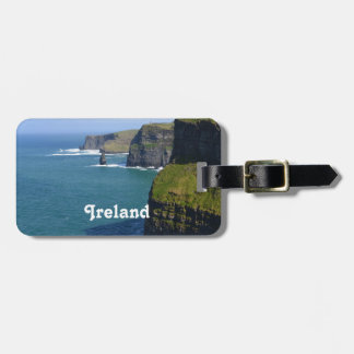 Irish Cliff's of Moher Luggage Tag