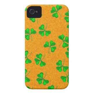 Irish Clover iphone 4 case
