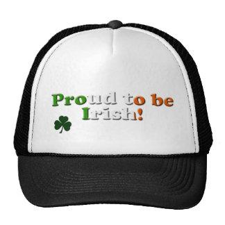 Irish Clover St. Patrick's Day Hat