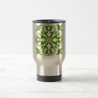Irish Clover Travel Mug