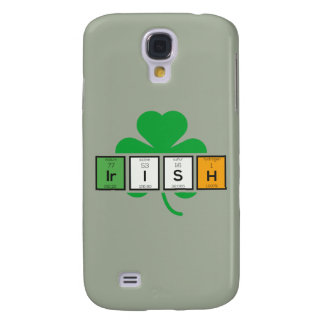 Irish cloverleaf chemical element Zz37b