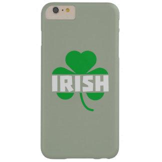 Irish cloverleaf shamrock Z2n9r Barely There iPhone 6 Plus Case