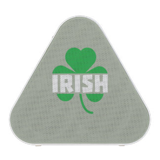 Irish cloverleaf shamrock Z2n9r Blueooth Speaker