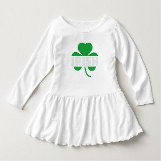 Irish cloverleaf shamrock Z2n9r Dress