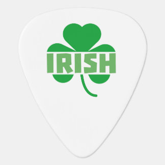 Irish cloverleaf shamrock Z9t2d Guitar Pick