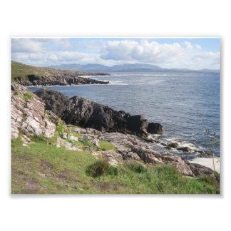 Irish Coastline 1 Photo Print