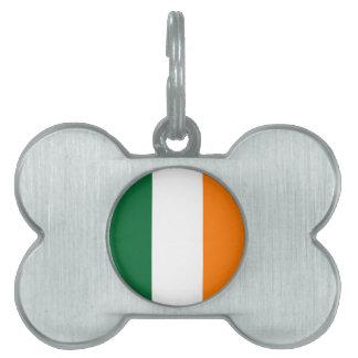 Irish Colors Pet Tag