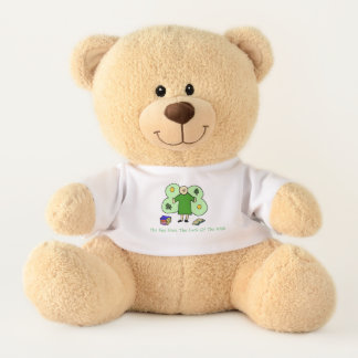 Irish Confuzzled Fae Medium Teddy Bear
