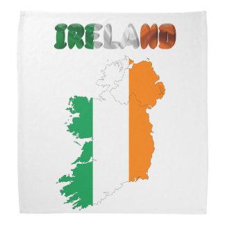 Irish country flag bandana