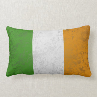 Irish country flag pillow