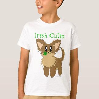 Irish Cutie Puppy Dog Tee Shirt