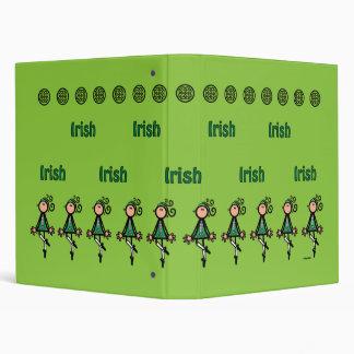 IRISH DANCE BINDER