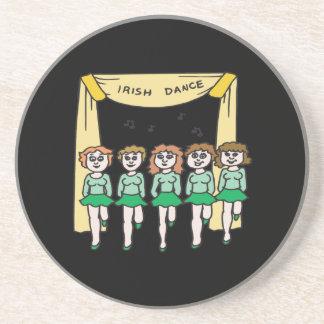 Irish Dance Coaster