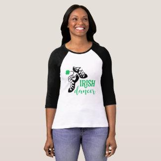 Irish Dance Girls Shirt Reel Athletes Tee