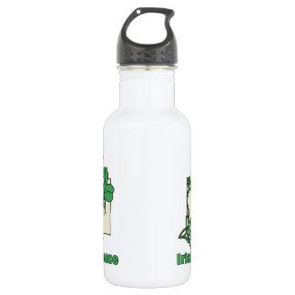 Irish Dance Heart 532 Ml Water Bottle