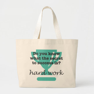 Irish Dance large tote bag - the secret to success
