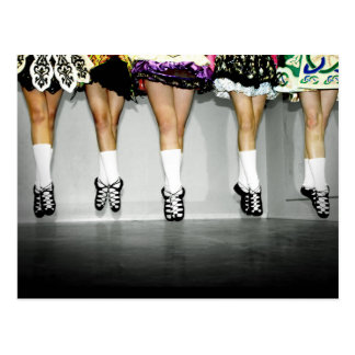 Irish Dance Postcards