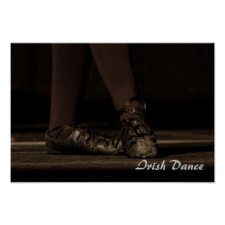 Irish dance poster
