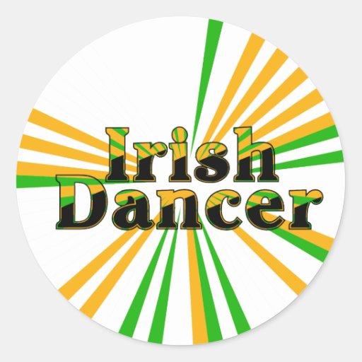 Irish Dance Stickers