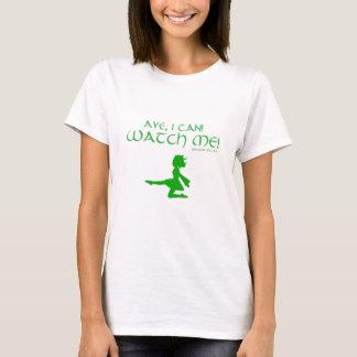 """Irish Dancer """"Aye I Can!"""" Green T-Shirt"""