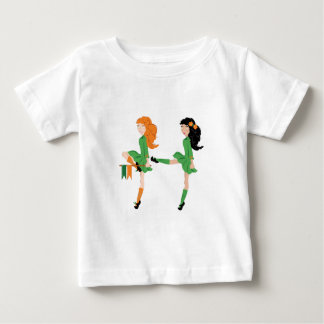 Irish Dancer Baby T-Shirt