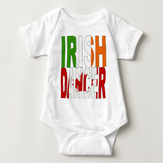 Irish Dancer - Canada Baby Bodysuit