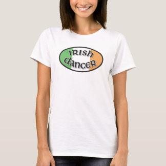 Irish Dancer Colors of Ireland T-Shirt