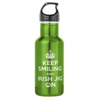 Irish Dancer's 532 Ml Water Bottle