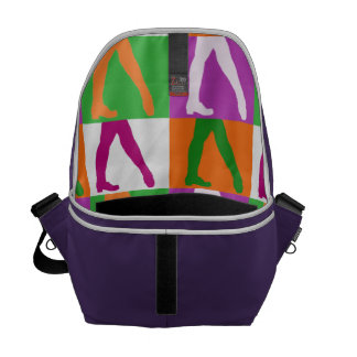 Irish Dancers Courier Bags