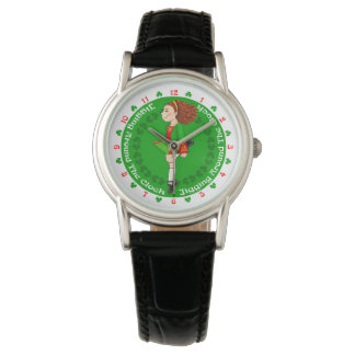 Irish dancing watch
