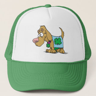 Irish Dog T-shirts and Gifts Trucker Hat