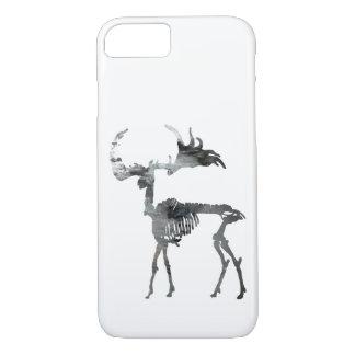 Irish Elk Skeleton Case-Mate iPhone Case
