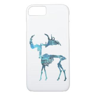 Irish Elk Skeleton iPhone 8/7 Case
